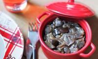 Poêlée d'aubergines aux saveurs de Provence