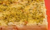 Flan aux abricots et aux pistaches