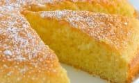 Moelleux au citron, gâteau facile
