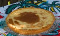 Flan pâtissier au lait de coco