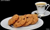 Cookies aux abricots et épices