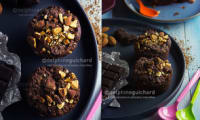 Muffins chocolat moelleux