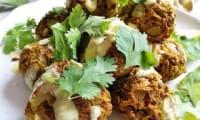 Boulettes végétaliennes lentilles et épices
