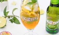 Cocktail exotique à la bière Licorne