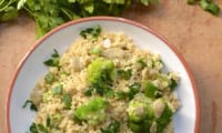 Taboulé au brocoli