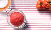 Concentré de tomate fermenté maison