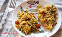 Sardines farcies à l'italienne