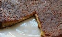 Le frico moelleux, spécialité du Frioul