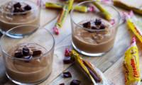 Petits pots de crème caramel au carambar