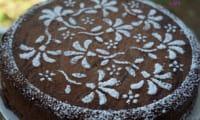 Gâteau au chocolat suzy d'après Pierre Hermé