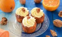 Cupcakes à la patate douce