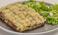 Ravioles au jambon de Parme et aux cèpes