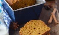 Cake à la courge et aux épices
