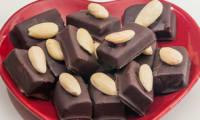Amandes en chocolat