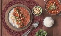 Curry aux patates douces