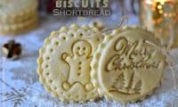 Les Shortbread biscuits a la vanille