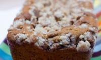 Cake croustillant aux spéculoos