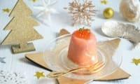 Darioles de saumon fumé et chou-fleur
