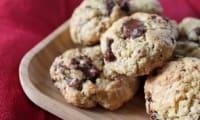 Cookies rapides extra moelleux aux pépites de chocolat