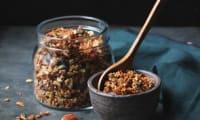 Granola salé aux épices