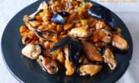 Escabèche de moules au vinaigre de cidre