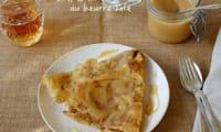 Crêpes au caramel au beurre salé