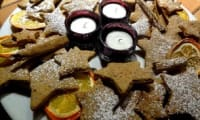 Biscuits orange cannelle