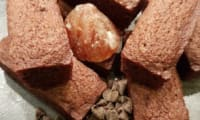 Gâteau ardéchois chocolat – marron