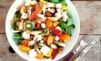 Salade fruitée à la feta