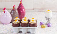 Oeufs de Pâques à la vanille