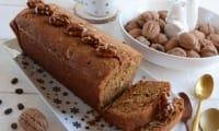 Cake au café et aux noix