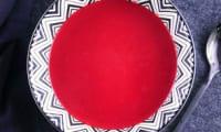 Velouté de betteraves au 4 épices