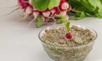 Beurre d'apéro aux radis