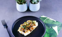 Papillote de cabillaud aux légumes et saveurs d'Asie