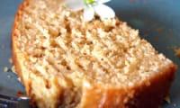 Cake au citron et son d'avoine