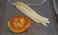 Galette de pain aux herbes, Halte au Gaspi !!!