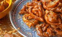 Chebakia pâtisserie marocaine