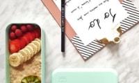 Porridge à la vanille et aux fruits de saison