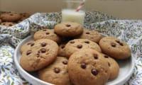 Cookies aux spéculoos et pépites de chocolat