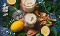 Tiramisu vegan au citron