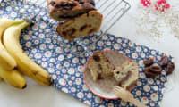 Banana bread aux dattes