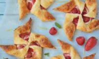 Tartelettes express feuilletées aux fruits rouges