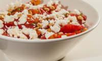 Salade de tomates à la fêta