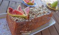 Cakes aux figues et noix