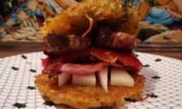 Potatoesburger au magret de canard