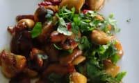 Champignons au vinaigre balsamique