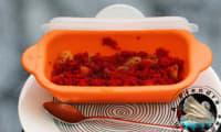 Papillotes de pommes au sirop d' érable au micro-onde
