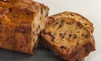 Gâteau du matin aux figues, amandes et chocolat