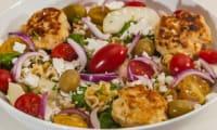 Salade grecque revisitée