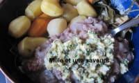 Tête de veau, sauce gribiche